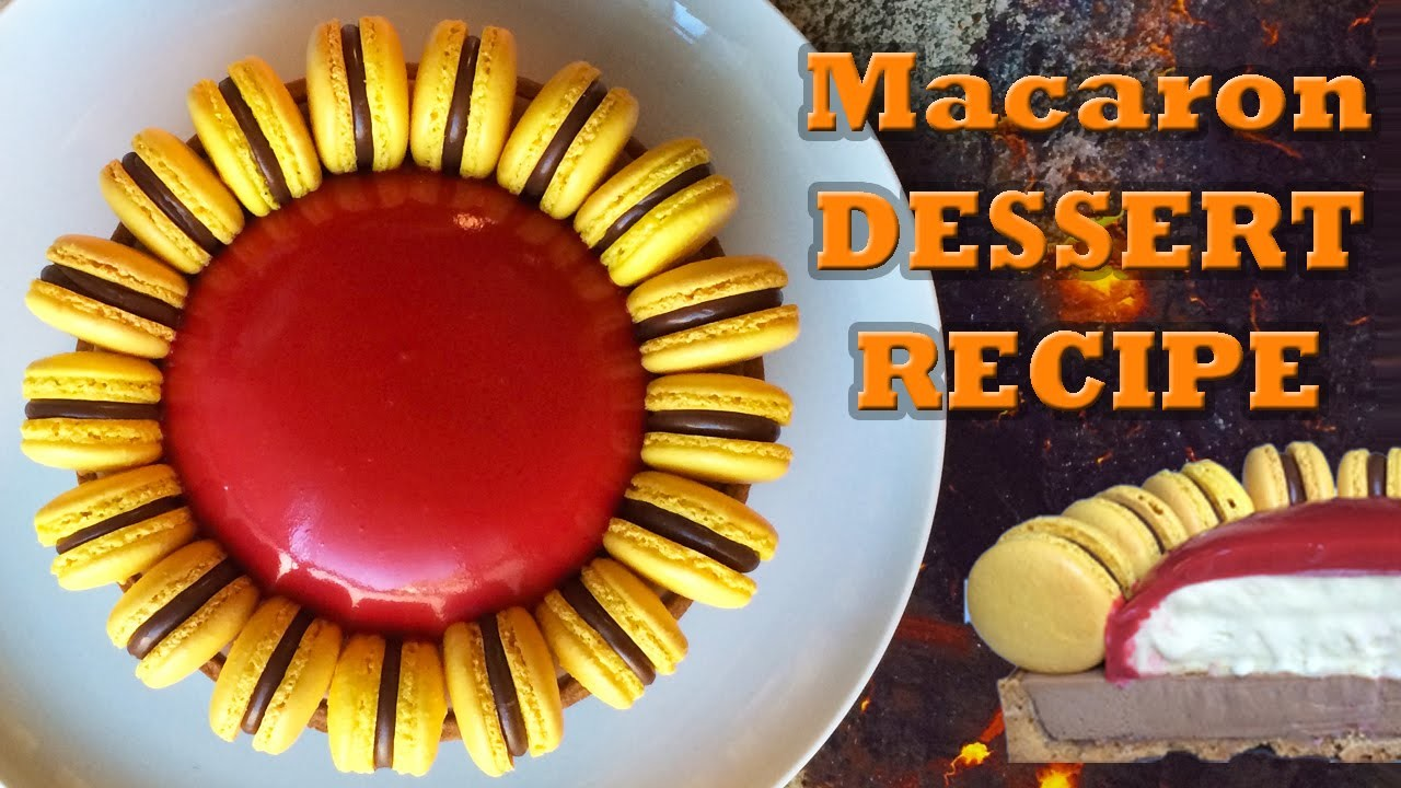MACARON DESSERT RECIPE Ann Reardon How To Cook That