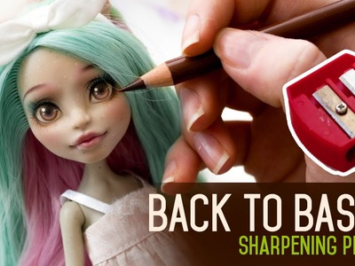 What pencil sharpener is the best and how to keep a sharp point? - Back to Basics ep 06