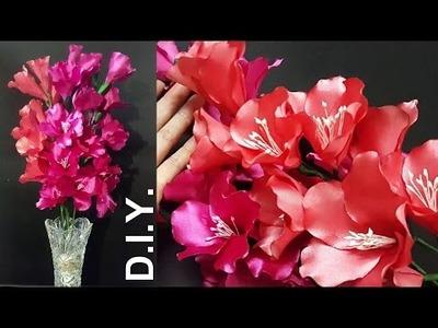 ✾ ❁ ✾ D.I.Y. Flower Bunch In A Vase ✾ ❁ ✾