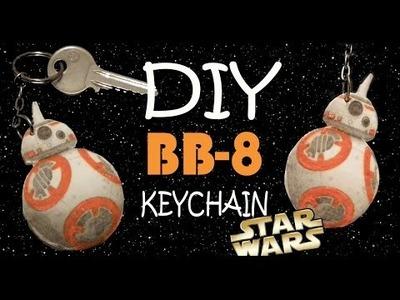 DIY BB-8 KEYCHAIN | STAR WARS EDITION (*EASY*)