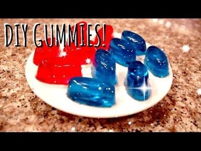 DIY Gummies! (Super Easy & Yummy)