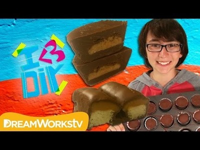DIY Reese's and Twix Candy with Chef Jimmy | I ♥ DIY