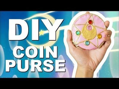 DIY Sailor Moon Coin Purse @coolirpa