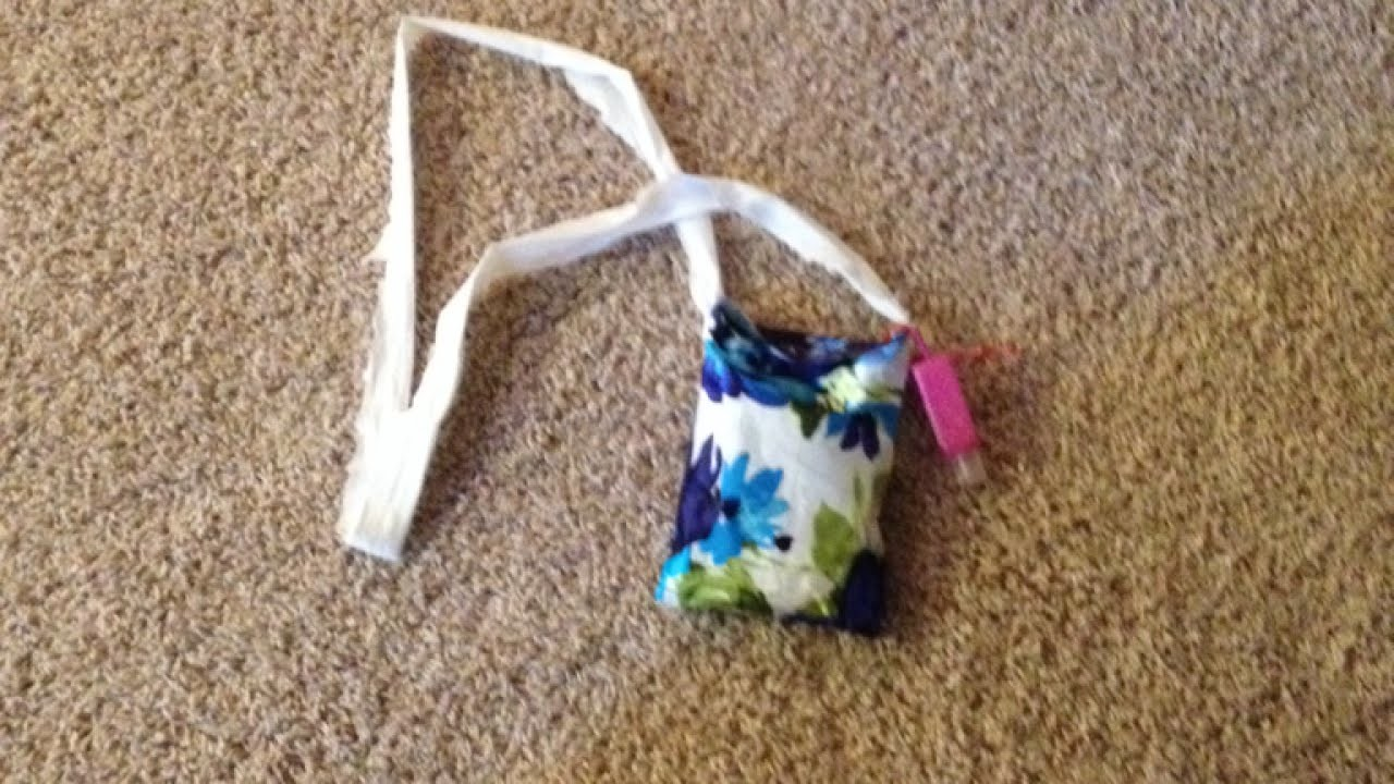 Make an Adorable No-Sew Purse - DIY Style - Guidecentral