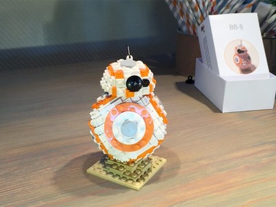 How to build Henrik's Lego Star Wars BB8