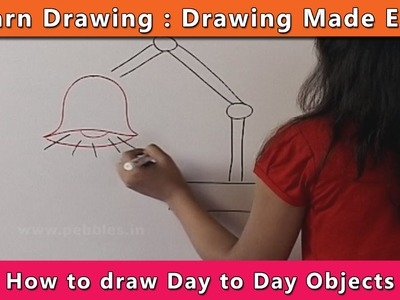 How to draw day to day objects | Learn Drawing For Kids | Learn Drawing Step By Step For Children