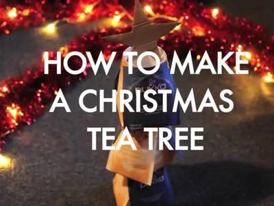 How to make a Christmas Tea Tree