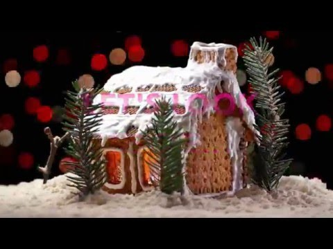 How to make a Ginger Bread Card using The Fuse Tool