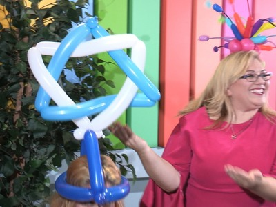 How To Make a Magen David Hat