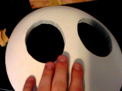 How to make a shy guy mask for under $10!!!