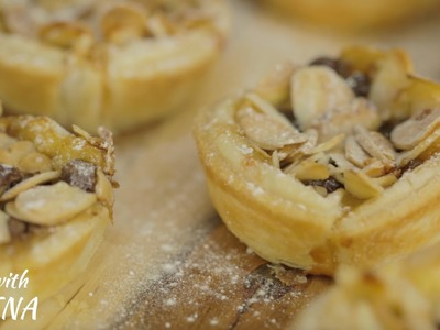 How to make delicious chocolate and custard Mince Pies!