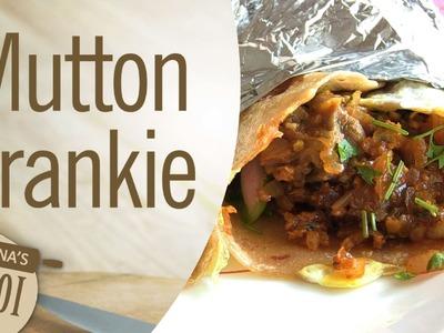 How To Make Mutton Frankie At Home By Archana Tai | Archana's Rasoi