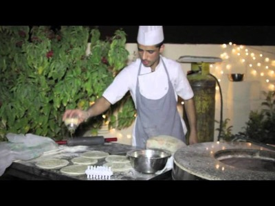How to make Naan on Tandoor Oven