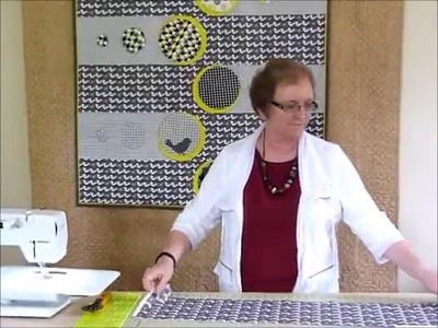 How to make That Wednesday Quilt part 1 of 5 - Quilting Tips & Techniques 194