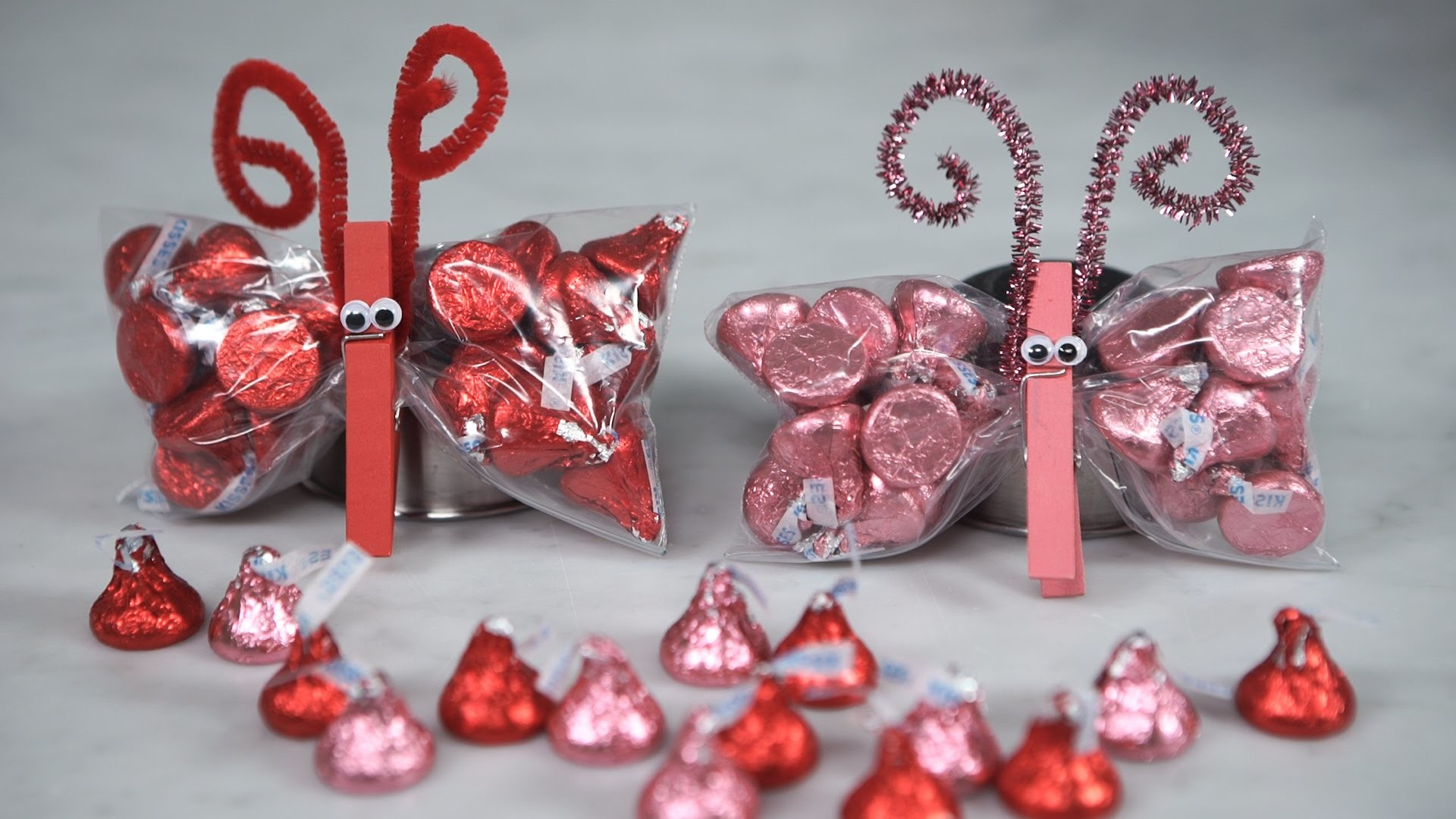 How to Make: Valentines Day Basket