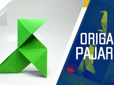 Origami - How To Make An Origami Pajarita