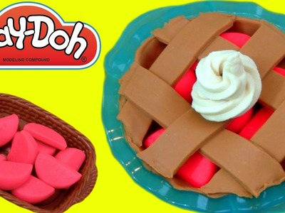 Play Doh Playful Pies NEW 2016! How To Make Play Dough Pies   Yummy Play Doh Desserts