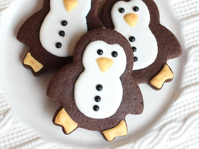 Wilton Polar Cookie cutter set- How to make a bear penguin & snow globe cookies