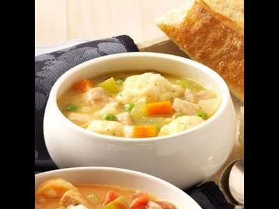 How to cook Chicken dumpling Soup   Bangla Ranna Banna Recipe