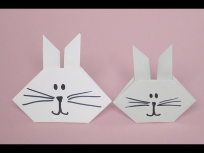 how to make origami bunny box