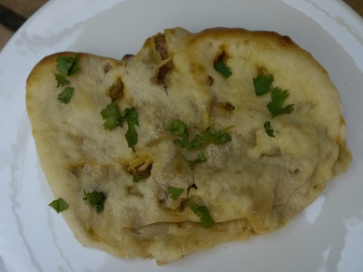How to make and cook perfect Keema Naan at home