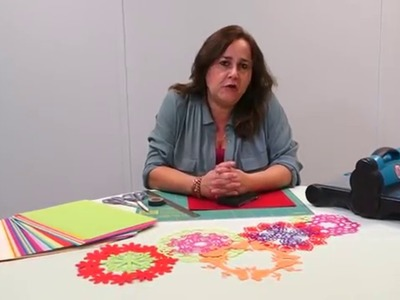 How To Make Doilies From Simple Die Cuts