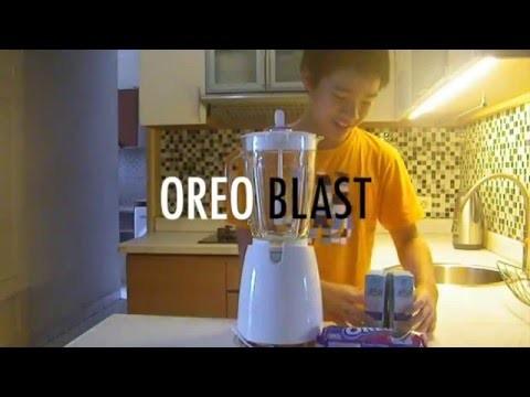 How-to make Oreo BLAST