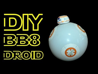 How to Make Star Wars BB8 Droid using littleBits
