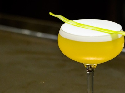 How To Make: The Double Gin Cocktail