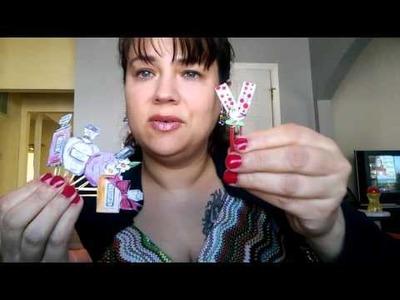 I just made paper clips Wooo Hooooo!!!