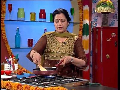 Learn how to make 'Marigold flower barfi'