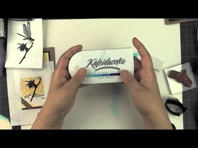 Local King Rubber Stamp Tutorial #29 How to create a perfect window