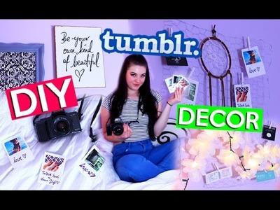 DIY Tumblr Decor! ❤ COLLAB w. Nicolettaxo