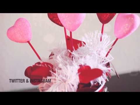 DIY Valentine's Day Gifts and Room Decor Ideas 2016