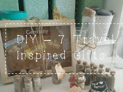 Dollarama DIY - Travel. Nature Inspired Gifts!
