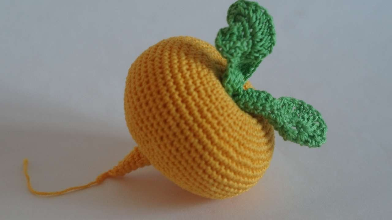How To Crocheted Toy Turnip - DIY Crafts Tutorial - Guidecentral