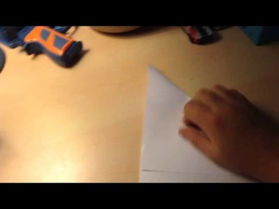 How to make 6 inch paper
