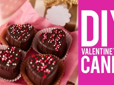 How to Make Heart Shaped Candies for Valentine's Day