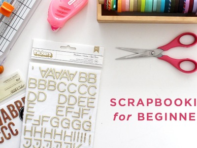How To Scrapbook with Melanie Ham