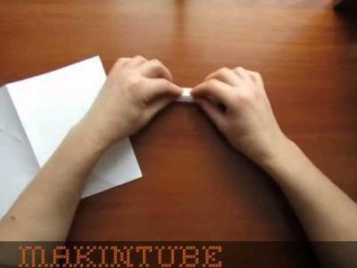 Make Handicraft with Paper [Origami]