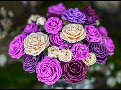 Paper Roses Tutorial