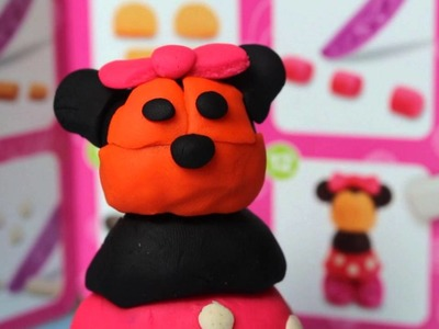 Play-Doh Makeables - Disney Minnie Mouse - DIY - A5734