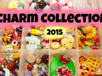 2015 CHARM COLLECTION! Polymer Clay | Kawaii