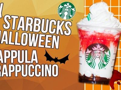 DIY Starbucks Halloween Frappula Frappuccino + Giveaway!!!