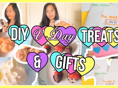DIY Valentines Day Treats & Gifts | Aianna Khuu