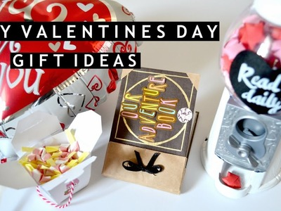 DIY Vday Gift Ideas + Happiness Btq Review | Injoyy