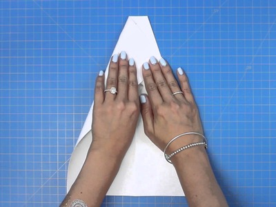 Fold 'N Fly ✈ The Gliding Dart Paper Airplane
