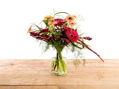 Gerbera Love   Flower Factor How To   Bouquet
