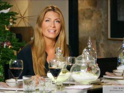 Holiday DIY - Create a Tablescape with Genevieve Gorder