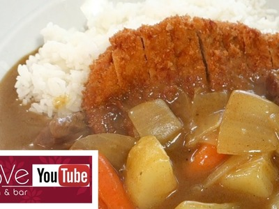 Pork Katsu With Beef Curry - DIY At Home Series